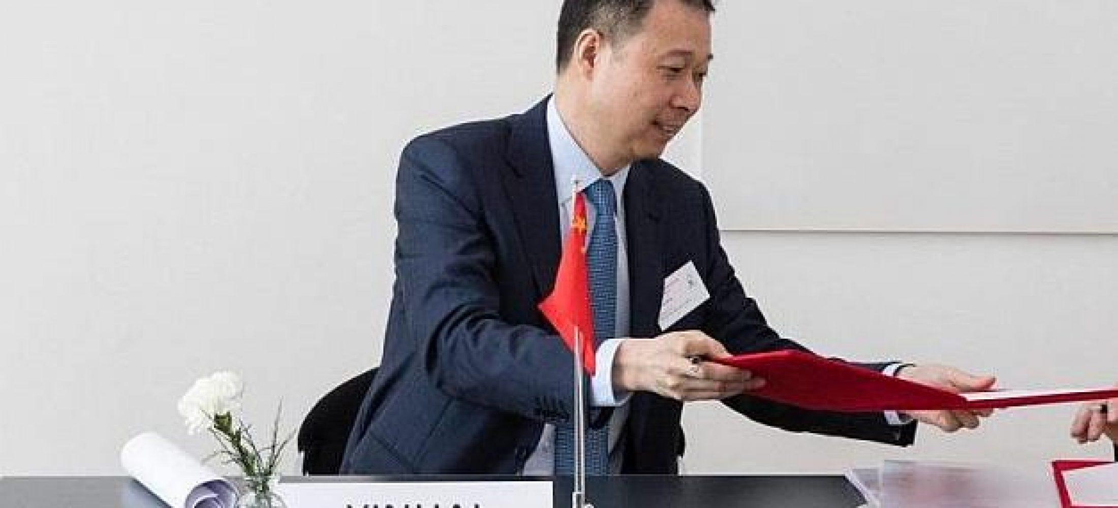Nyborg base for dansk-kinesisk affalds-samarbejde